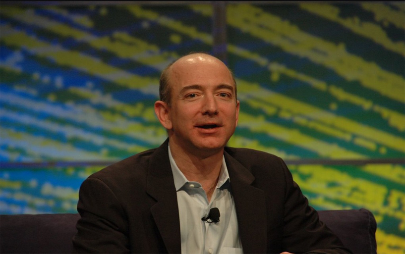How Much does Jeff Bezos Make a Day-